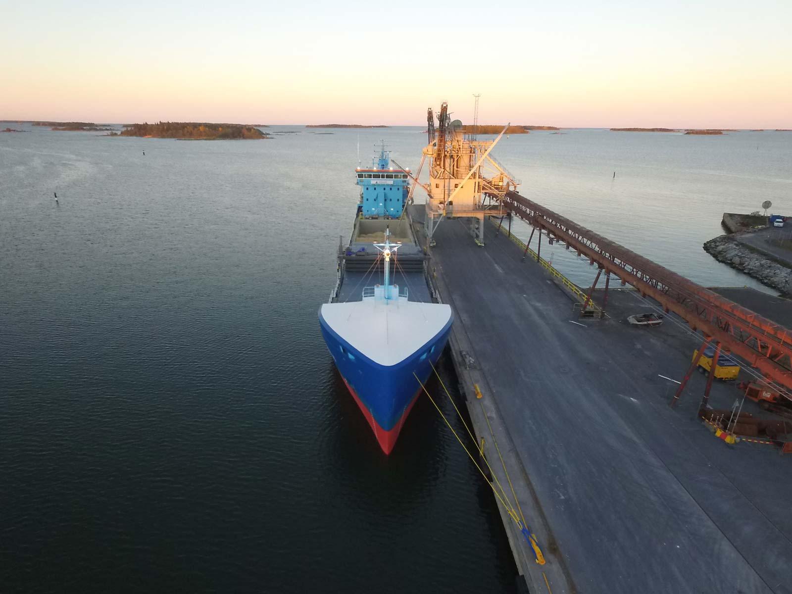 Reilun kaupan merenkulkua