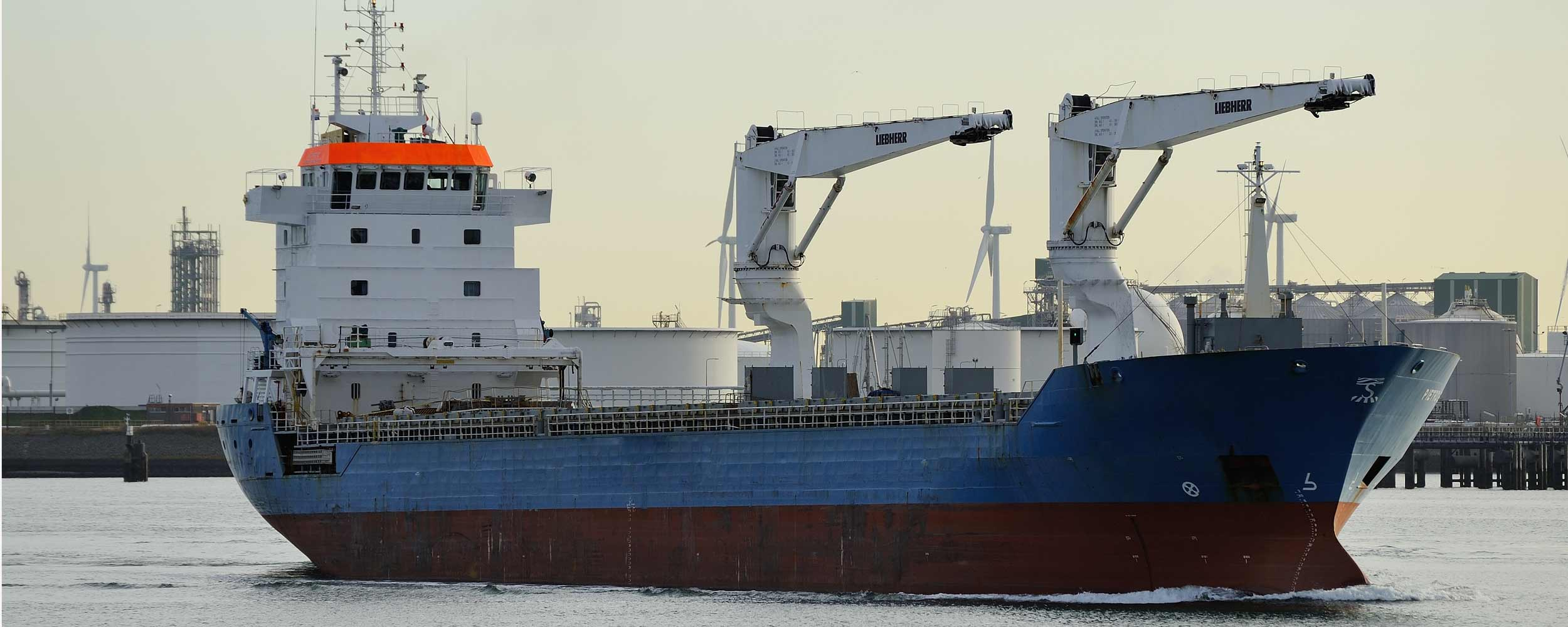 Meriaura fleet expands with a deck cargo vessel and two