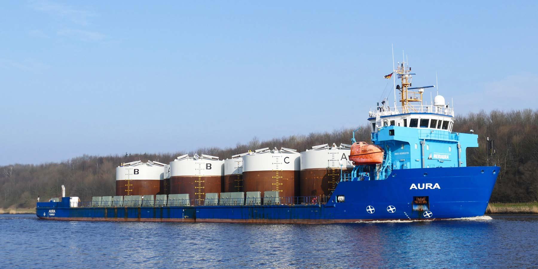 Meriaura takes its fleet to the next level