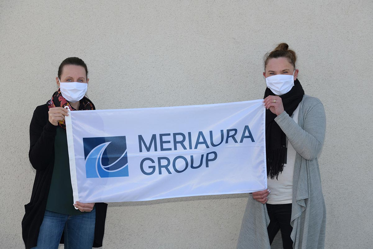 Meriaura Group uudistaa brändinsä